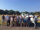 Clubausflug 2016 nach Vrsar (Kroatien) :: Unsere Ausflügler nach der Landung in Vrsar