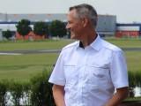 Flugbetrieb am Feiertag :: Präsident Klaus Richter hat die Lage im Blick (Fronleichnam, 15.Juni 2017)