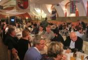 Weihnachtsfeier 2017 :: Ritteressen im großen Saal auf Schloss Kornberg (Sa, 02.Dez.2017)