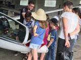 Ferienpass 2018 :: Interessierte junge Besucher (14.Juli 2017)