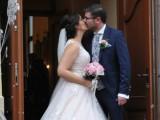 Hochzeit im Hause Staber 22.09.2018 :: Ein Bussi zum Start...