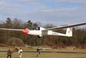 Unser neuer Discus :: Erstflug am 16.März 2019, am Steuer Christoph Koch