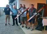 Geburtstagsfeier 60-60-30 :: Sepp Koch, Martin Ischovits, Florian Richter (24.08.2019)