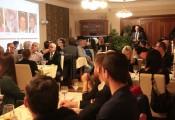 Weihnachtsfeier 14.Dezember 2019 :: Präsident Klaus Richter bei seiner Ansprache