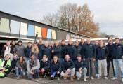 182-er Boogie, November 2016 :: Gruppenfoto der Teilnehmer aus Wr. Neustadt und Fürstenfeld