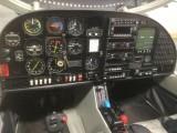 DA40 Cockpit :: ein Flugzeug der neuesten Generation