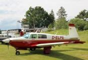 Mooney Club Treffen in Fürstenfeld :: rund 20 Flugzeuge zu Gast im Juni 2016
