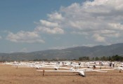 Der Flugplatz von Rieti :: Impressionen von Herbert Delueg, August 2015