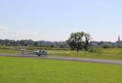 Erstflug DG-1000S :: Der Präsident zeigt uns eine butterweiche Landung