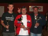 Ziellandewettbewerb 2016 :: v.l.n.r.: Christoph Koch (3), Werner Fenz (1), Peter Richter (2)
